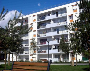 APPARTEMENT TYPE 4 - ANGERS 49000 RESIDENCE LA ROSERAIE - 0016-0224