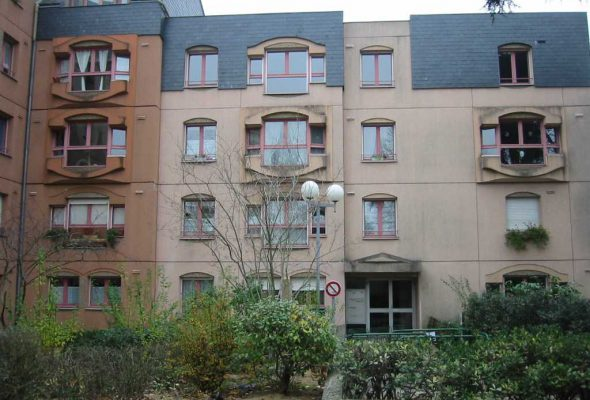 0280-0015 - RESIDENCE SAUMUROISE - 49000 - ANGERS