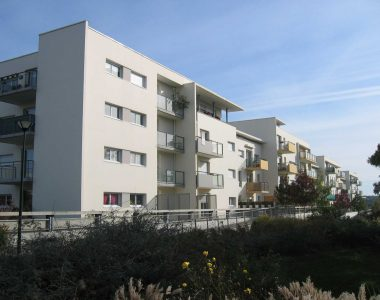 APPARTEMENT TYPE 1BIS ANGERS 49000 RESIDENCE VAL MOLLIERES - 0515-0136