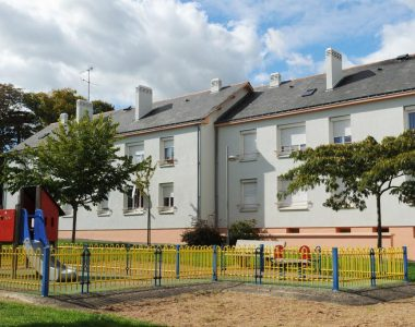 Appartement T4 ANGERS 49000 MADELEINE/SAINT-LEONARD RESIDENCE DU COLOMBIER - 1008-0099