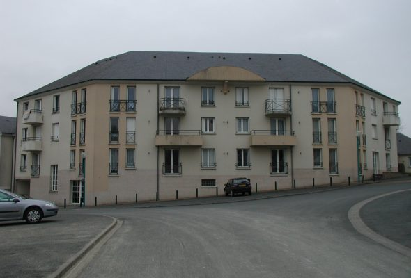 3119-0001 - RESIDENCE MOTTE VAUVERT III - 53200 - CHATEAU GONTIER 1