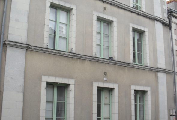 1385-0002 - RESIDENCE NATIONALE - 49170 - ST GEORGES SUR LOIRE 1